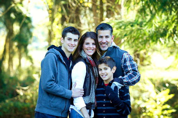Matthew D Goodhue, DMD and Family