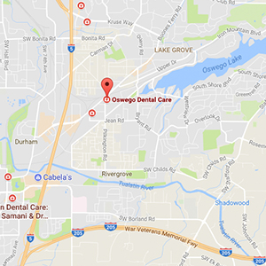 Oswego-Dental-Care-Location-Map